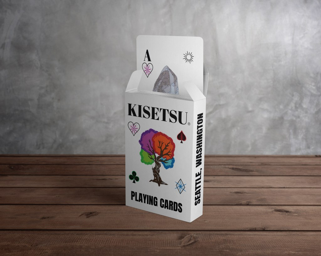 Kisetsu Playing Cards FINAL SALE
