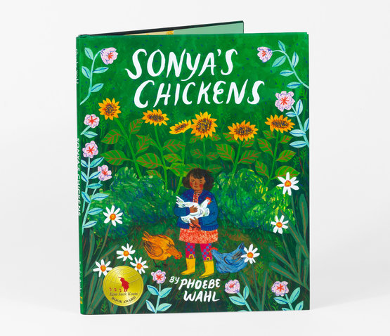 Sonya's Chickens - Children's Book