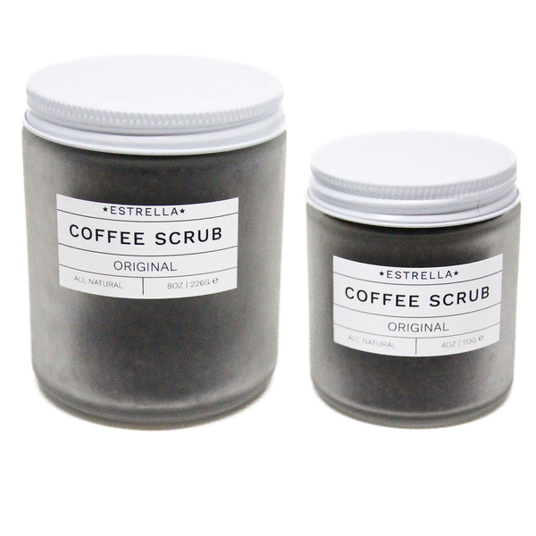 Coffee Scrub - 4oz