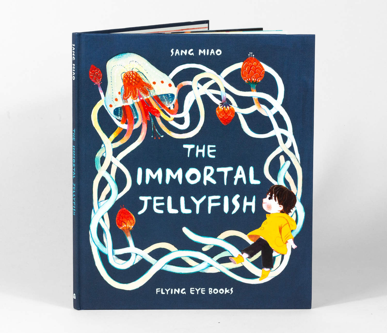 The Immortal Jellyfish - Children's Book
