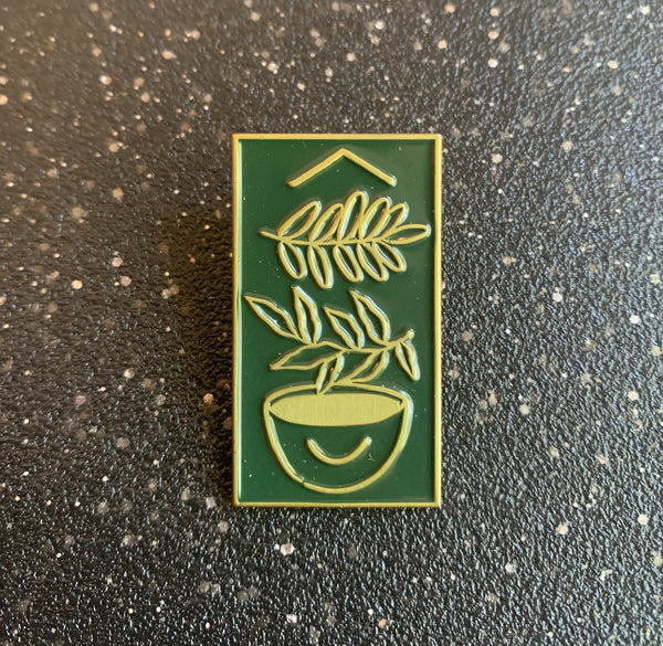 Hollow Valley Soft Enamel Pins