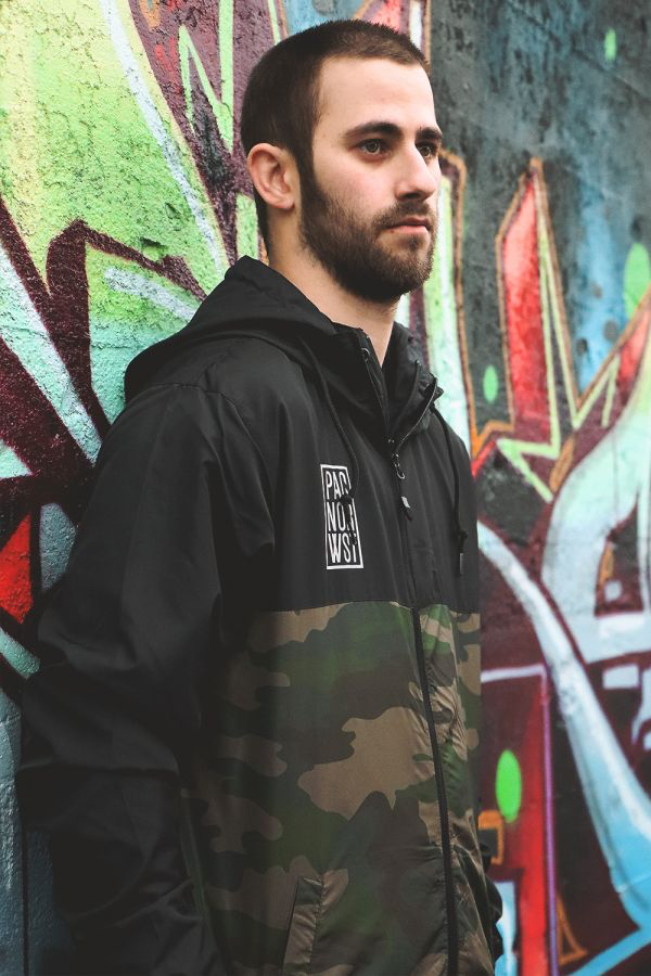 PNW Camo Jacket FINAL SALE . No Returns