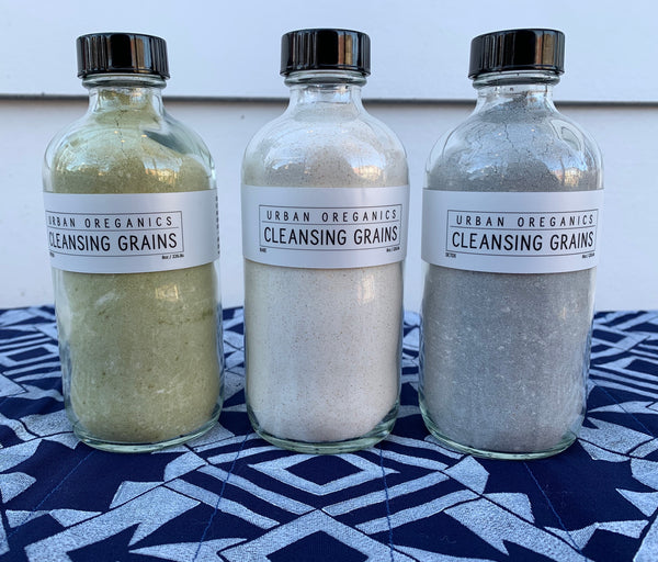 Cleansing Grains . 3 Varieties