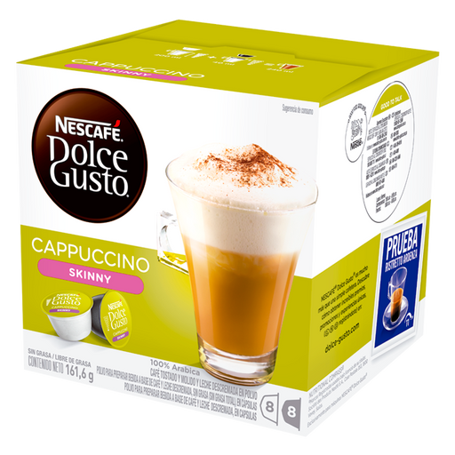 Dolce Gusto Skiny Capuccino
