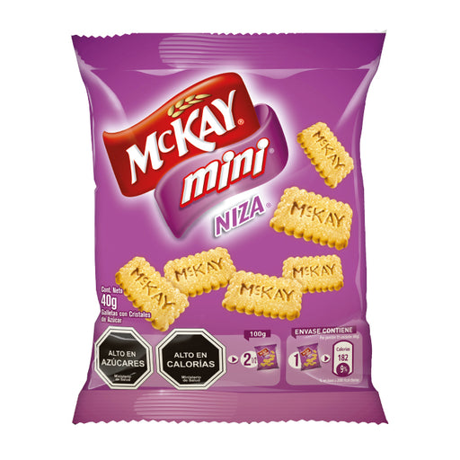 NESTLE MCKAY Mini Galleta Niza
