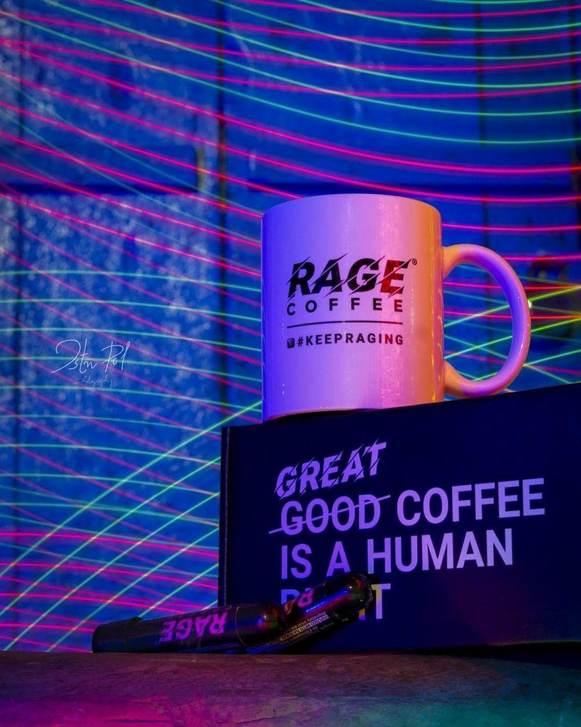 Apr'19 Update for all Rage Coffee Members | Rage Coffee