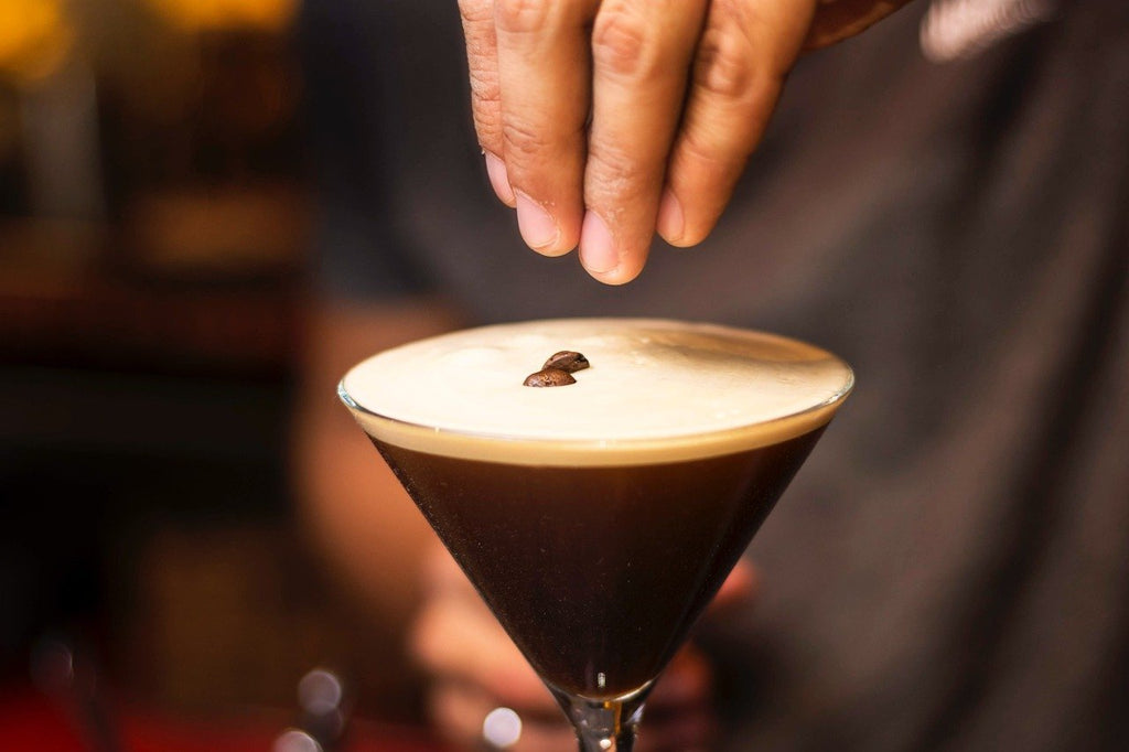 Bored of the conventional cocktails? Try making this Coffee Martini | Rage Coffee