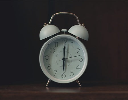 Alarm clock to wake you up early