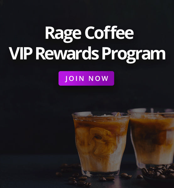 Rage Coffee Rewards Program