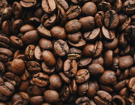 Quality coffee beans from Arabica
