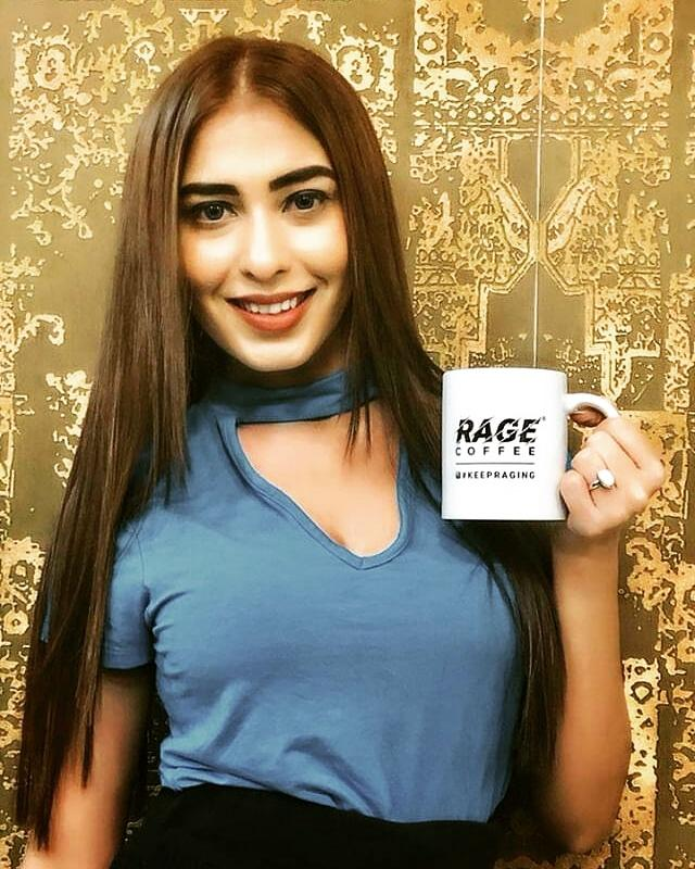 11 oz Rage Coffee Mug - Rage Coffee