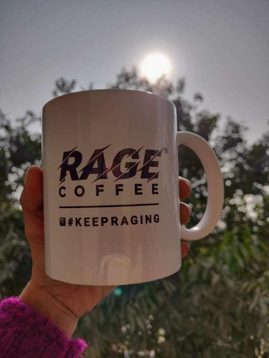 2 Rage Coffee Jars + Mug Combo - Rage Coffee