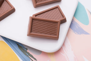 Swiss Milk & Hazelnut Chocolate Sharing Pack