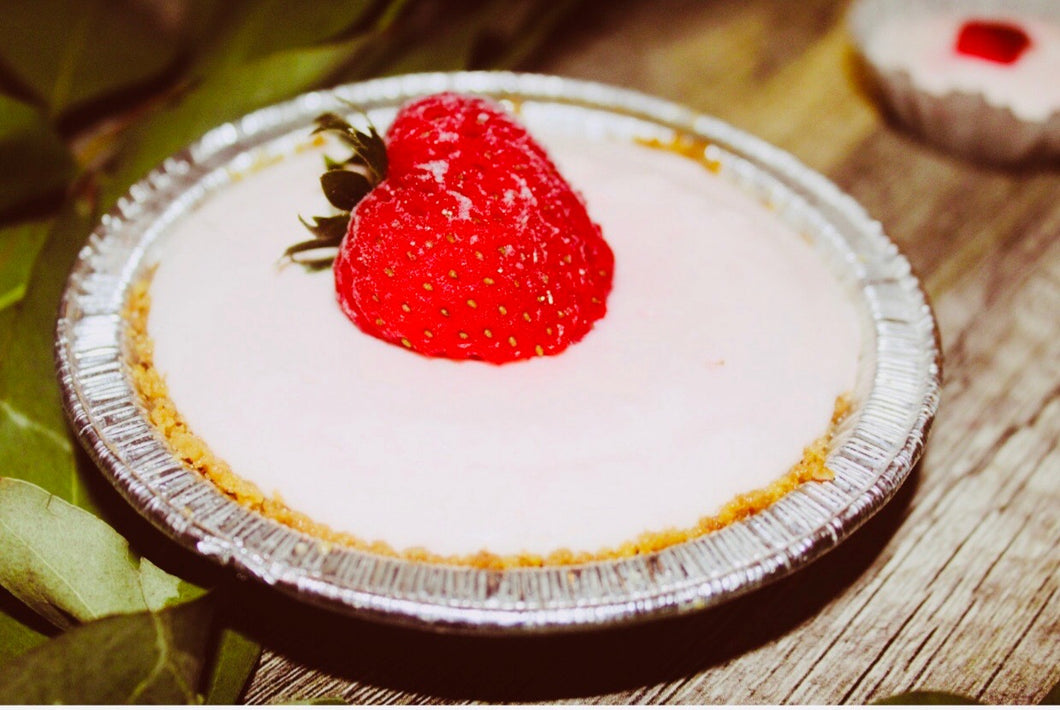 Strawberry Margarita Tarts