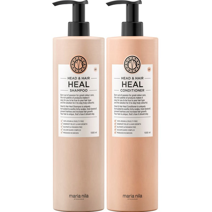 Maria Nila Head & Hair Heal Duo 1000ml