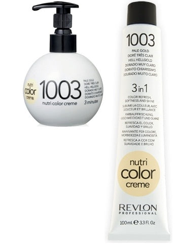 Revlon Nutri Color Creme 1003 Golden Blonde 270ml + 100ml
