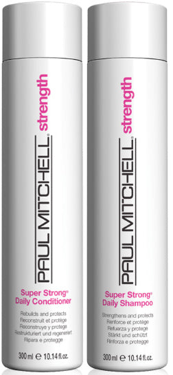 Paul Mitchell Strength Super Strong Daily Shampoo & Conditioner