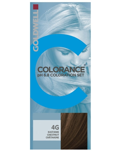 Goldwell pH 6,8 Intensivtoning 4G Kastanj