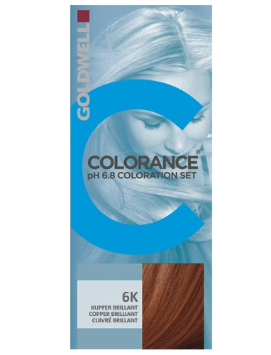 Goldwell pH 6,8 Intensivtoning 6K Koppar Briljant