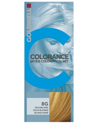 Goldwell pH 6,8 Intensivtoning 8G Guldblond