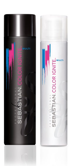 Sebastian Color Ignite Multi Shampoo + Balsam