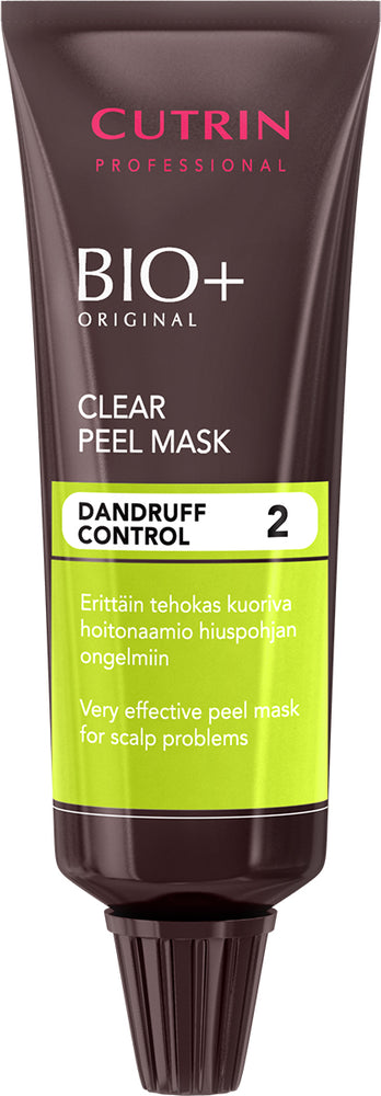 Cutrin BIO+ Clear Peel Mask 75ml