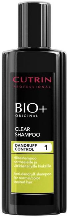 CUTRIN BIO+ CLEAR SHAMPOO 200ML