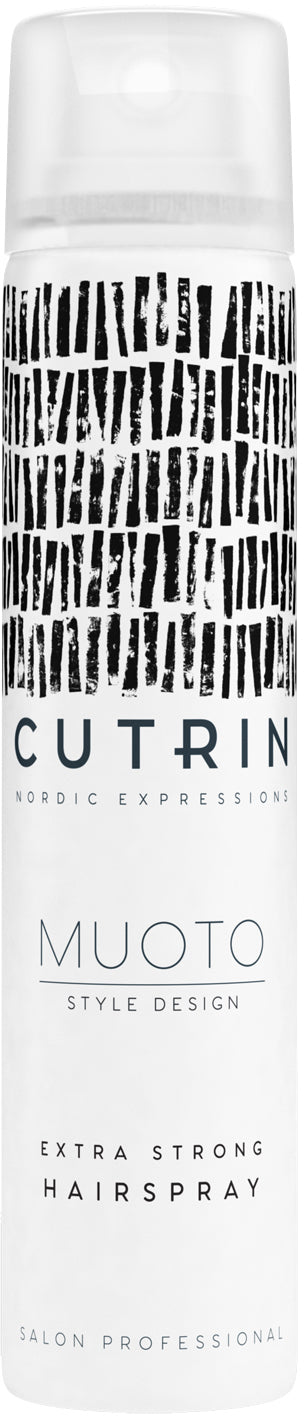 CUTRIN MUOTO EXTRA STRONG HAIRSPRAY 100ML