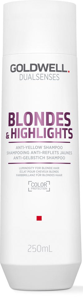 Goldwell Blondes & Highlights Shampoo 250ml