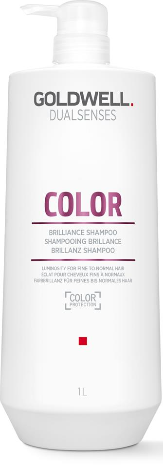 GOLDWELL DUALSENSES COLOR BRILLIANCE SHAMPOO 1000ML