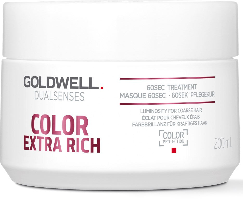 Goldwell Color Extra Rich 60 sec Treatment 200ml