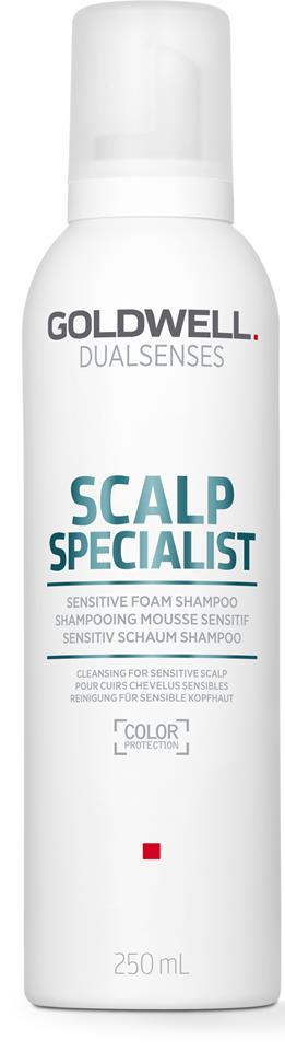 Goldwell Scalp Specialist Sensitive Foam Shampoo 250ml