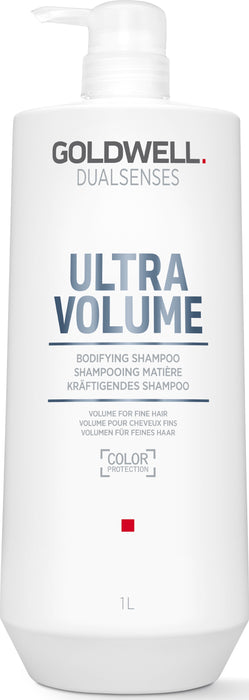 GOLDWELL DUALSENSES ULTRA VOLUME BODIFYING SHAMPOO 1000ML