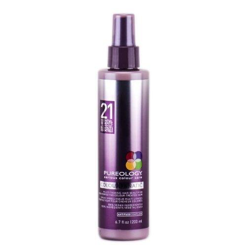 PUREOLOGY COLOUR FANATIC PRIMER MULTI-TASKING HAIR BEAUTIFIER 200ML