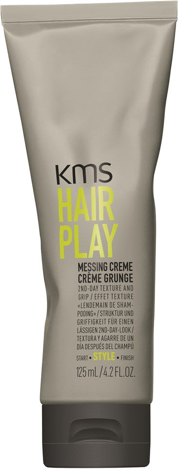 KMS Hairplay Messing Creme 125ml