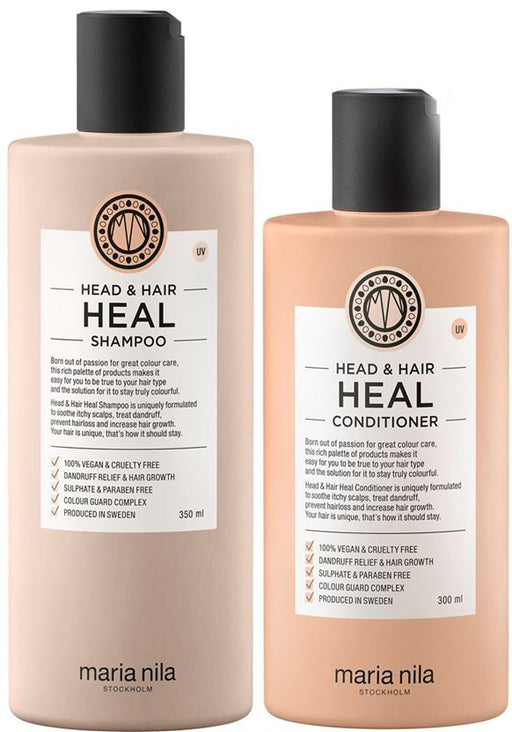 Maria Nila Head & Hair Duo 350+300ml