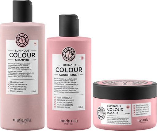 Maria Nila Luminous Color Trio