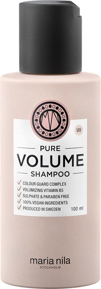 MARIA NILA PURE VOLUME SHAMPOO  100ML