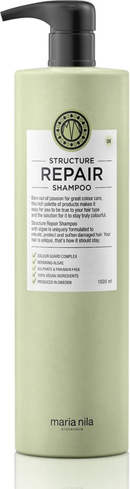 Maria Nila Shampoo Structure Repair Shampoo 1000ml