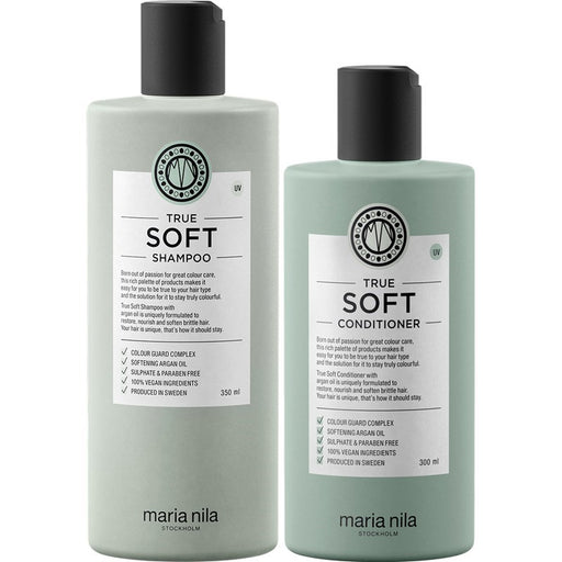 Maria Nila True Soft Duo 350+300ml