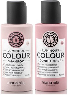 Maria Nila Luminous Colour Travelkit