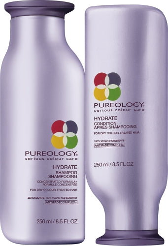 Pureology Hydrate Shampoo + Conditioner