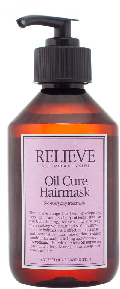 RELIEVE OIL CURE HAIRMASK 250ML