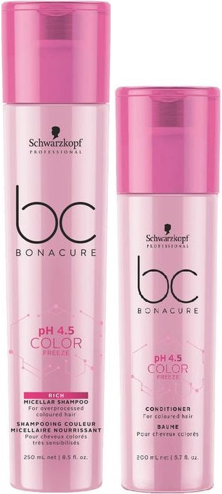 Schwarzkopf Bonacure Color Freeze Rich Duo
