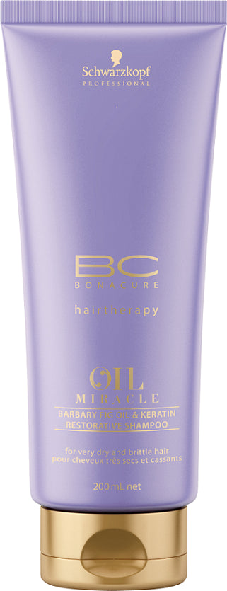 Schwarzkopf Oil Miracle Barbary Fig Oil Shampoo 200ml