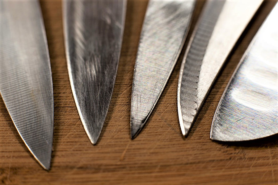 Carbon versus Stainless Steel Blades... An Introduction and Everything You Need to Know