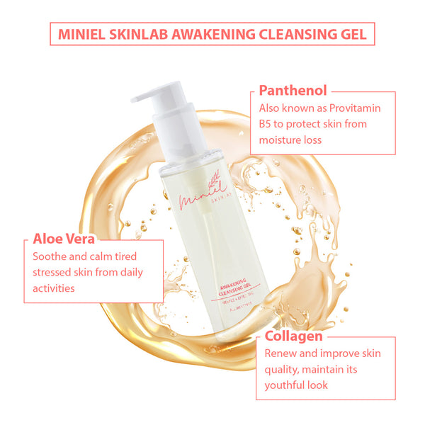 Awakening Cleansing Gel Trial Kit