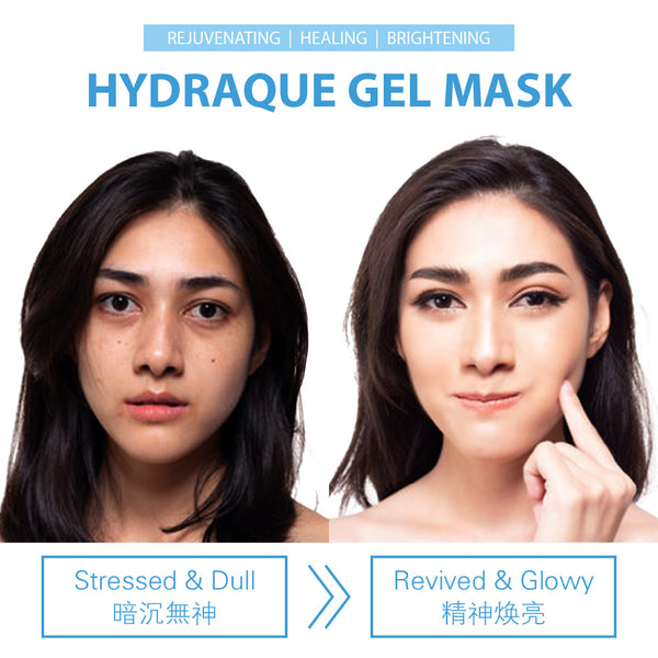 Hydraque Gel Mask Trial Kit