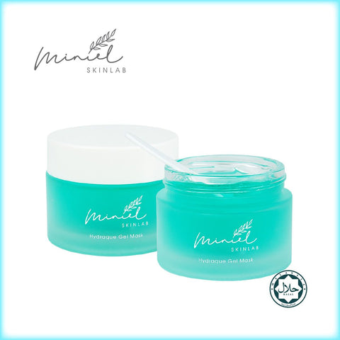 Hydraque Gel Mask Twin Pack