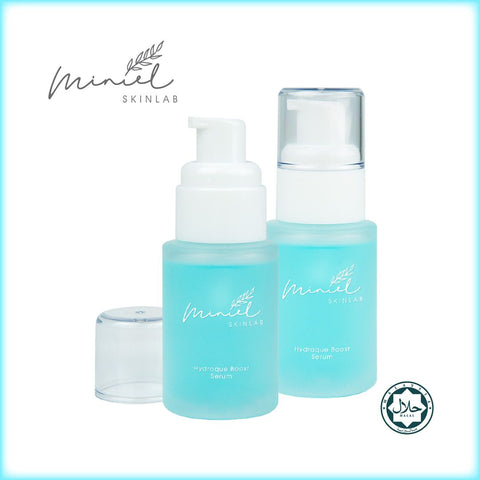 Hydraque Boost Serum Twin Pack